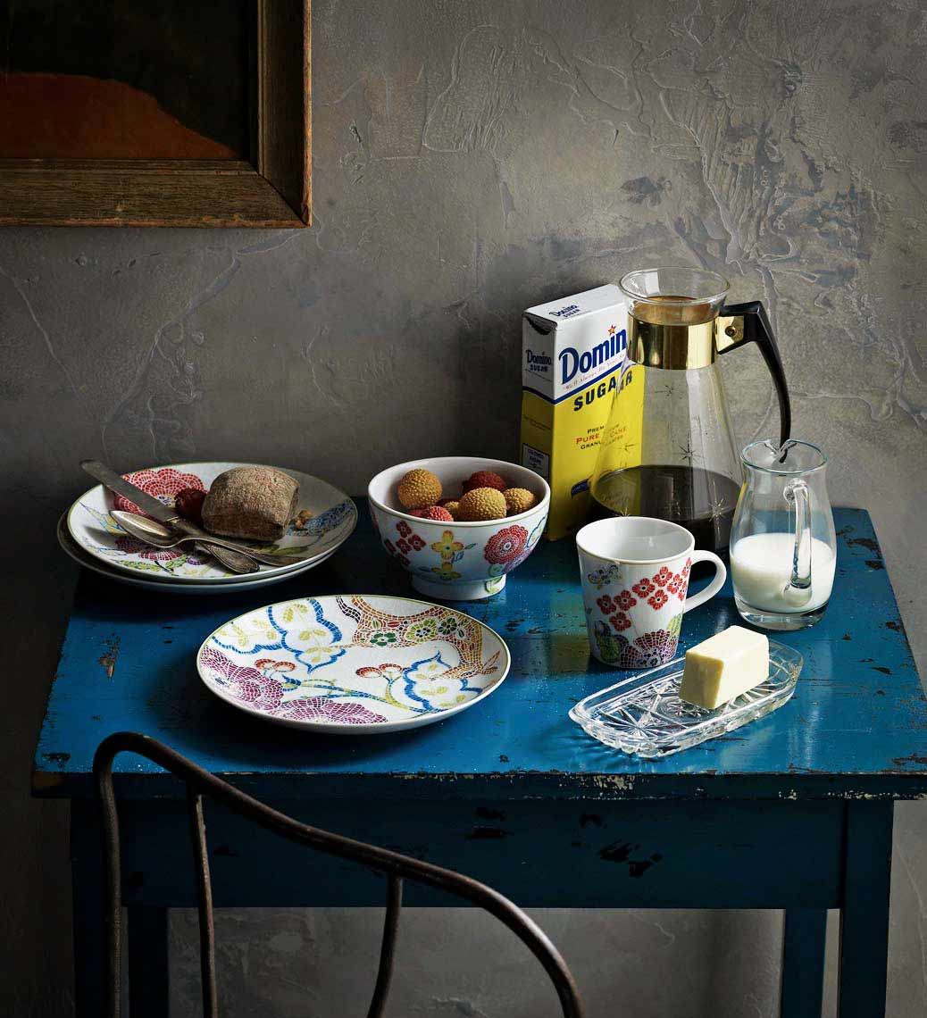dishware catalog photo